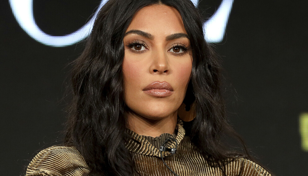 Kim Kardashian West. Foto: Willy Sanjuan/Invision/AP / NTB