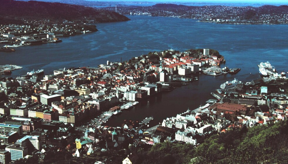 CAME TO BERGEN: The Litterature Festival in Bergen was targeted by Saudi officials, said the festival director. Photo: NTB
