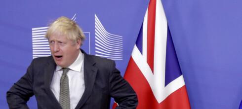 Tida er ute for Boris