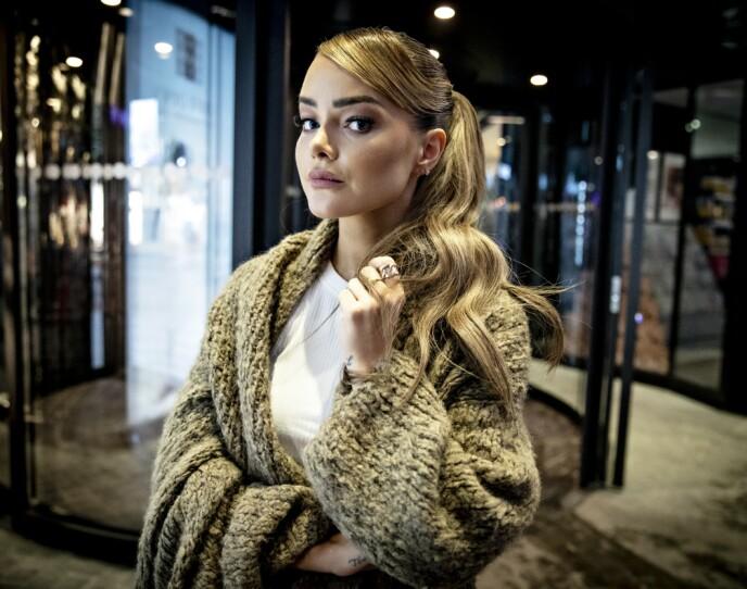 ARTISTNAVN: Sophie Elise er ikke bloggerens egentlige navn. Foto: Bjørn Langsem / Dagbladet