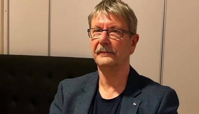 ORDFØRER: Kjell Hyllestad. Foto: Privat.
