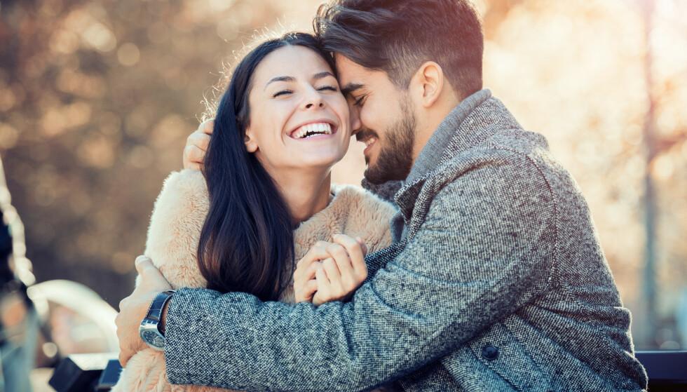 PERSONLIGHET: En ny studie viser at det ikke bare er utseendet som tiltrekker potensielle partnere. Illustrasjonsfoto: Shutterstock / NTB Scanpix