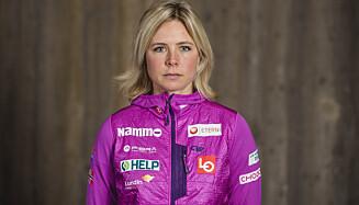 KRITISK: Maren Lundby har tidligere uttrykt seg kritisk til FIS' behandling av kvinnehopp. Nå får hun støtte fra Sylvi Listhaug. Foto: Stian Lysberg Solum / NTB