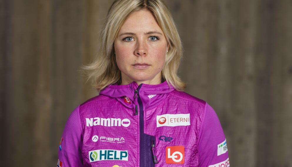 SLOVENSK TRØBBEL: Maren Lundby. Foto: Stian Lysberg Solum / NTB