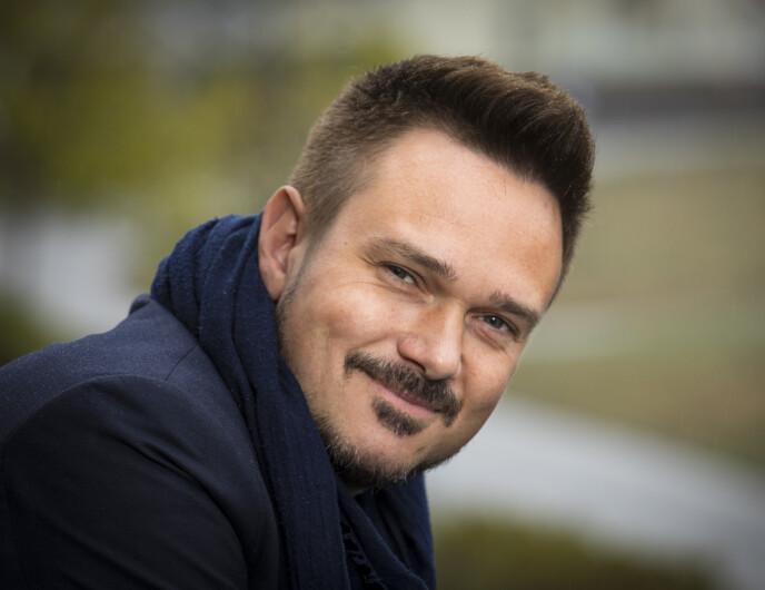 VIL TILBAKE I JOBB: Tore Petterson har et sterkt ønske om å komme tilbake i jobben sin igjen. Foto: Tor Lindseth / Se og Hør