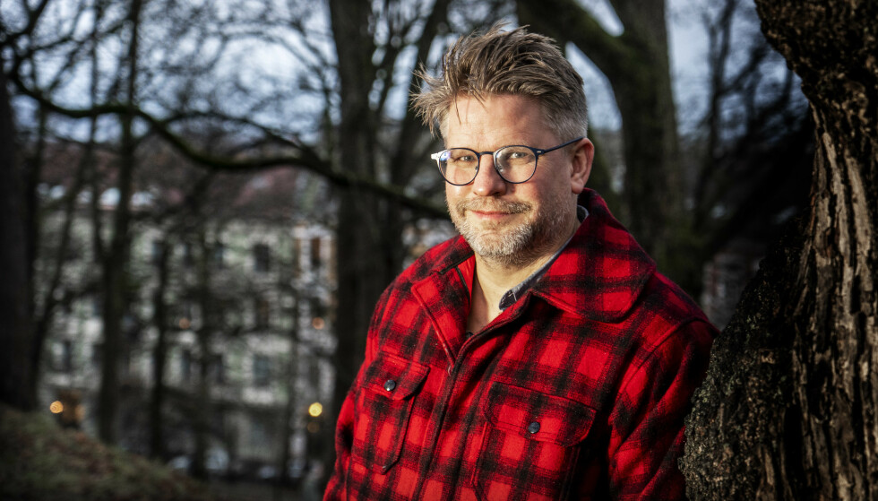 JUL UTEN BARN: Håvard Lillheie sier det er kjedelig å feire jul uten sønnen Nils. Foto: Hans Arne Vedlog / Dagbladet