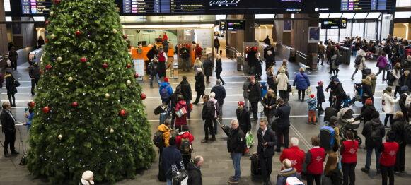 Risikerer karantene etter julehjemreisen