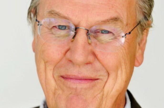 BEKYMRET: Professor Dr. med. Steinar Westin. Foto: Ned Alley 2009