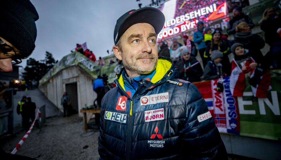 OPPGITT: Clas Brede Bråthen. Foto: Geir Olsen / NTB