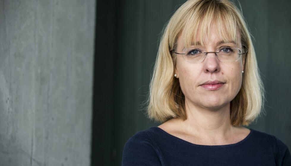 SPRÅKSTERK: Direktør Åse Wetås i Språkrådet. Foto: Mariam Butt / NTB