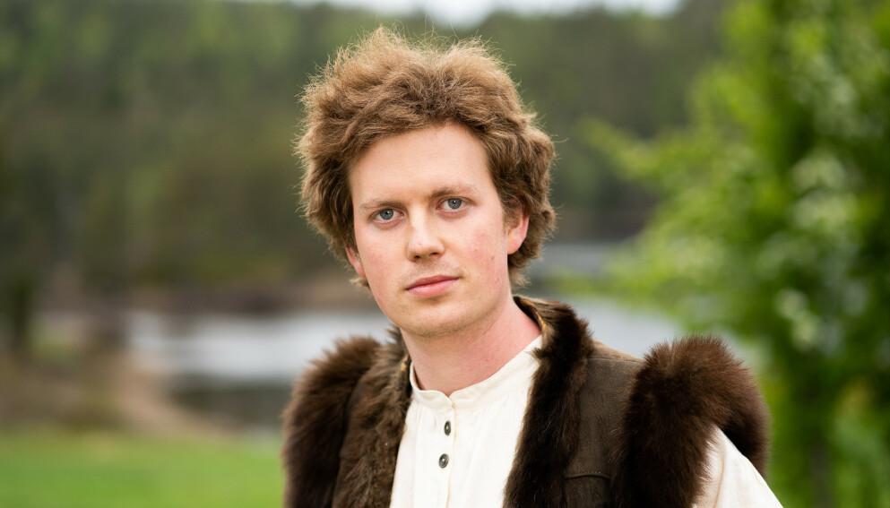 TV-AKTUELL: Öde Spildo Nerdrum er blant kjendisene som fra neste år skal konkurrere i «Farmen». Foto: Alex Iversen/TV 2