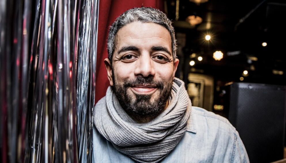 RÅDLØS: Yousef Hadaoui lurte på hvordan han kunne hjelpe Mustafa Hasan, og landet på å flytte fra landet. Foto: Christian Roth Christensen / Dagbladet
