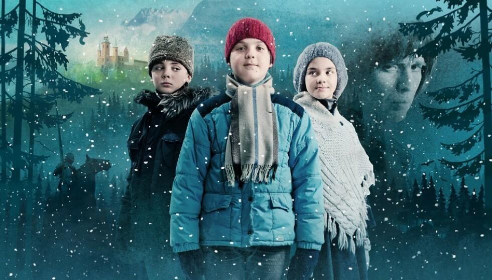 «JULEKONGEN»: Oscar Reistad Fosse (t.v.) var en av hovedrolleinnhaverne i julekalenderen «Julekongen» i 2012. Foto: NTB