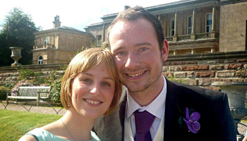 KJÆRESTEN BLE DREPT: Britiske Joanna Yeates og kjæresten Greg Reardon fikk aldri anledningen til å bli gamle sammen. Hun ble drept av naboen i parets felles leilighet. Foto: NTB