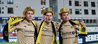 Det beste fotballaget Norge har sett