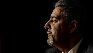 NY JOBB: Lite ante Abid Raja at han skulle få en pandemi i fanget da han ble kulturminister i januar. Foto: Hans Arne Vedlog / Dagbladet