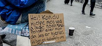 Fattighuset må avvise sultne