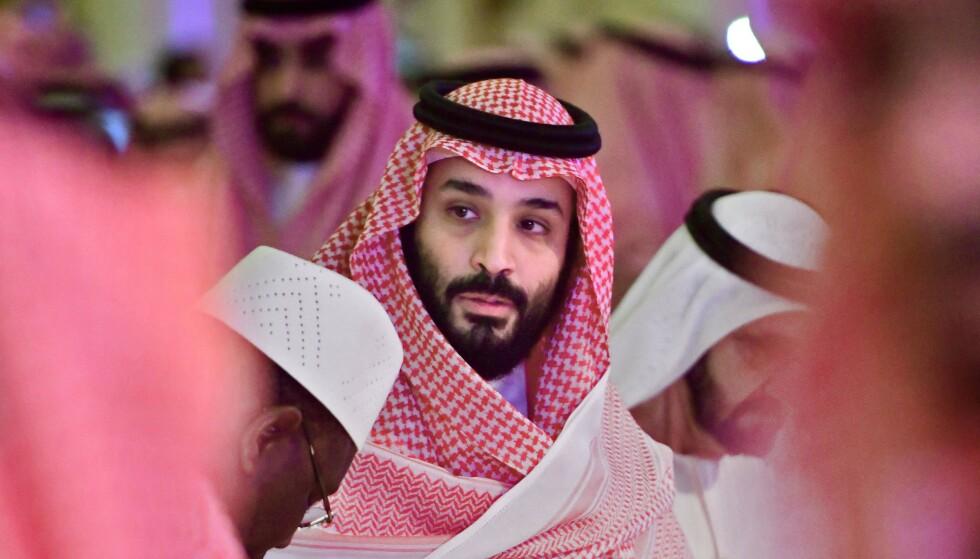 PR: Eksperter på Saudi-Arabia, som Dagbladet tidligere har intervjuet, har pekt på Saudi-Arabias finansiering av Muslim World League som en av metodene regimet til Mohammed bin Salman bruker på nettopp omdømmebygging i utlandet. Foto: AFP / NTB
