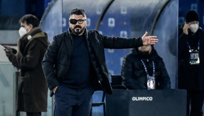 SLITER: - Jeg vet at jeg ikke har vært meg selv i det siste, sier Gennaro Gattuso. Foto: NTB