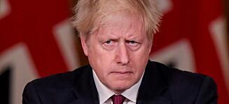 Mer politisk sprengstoff i Nord-Irland for Boris