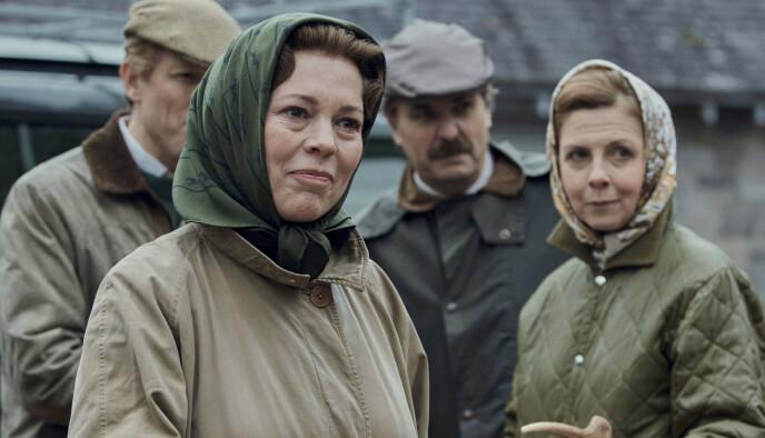 HIT: Dramaserien «The Crown» sørger for store inntekter til Netflix. Foto: Netflix.