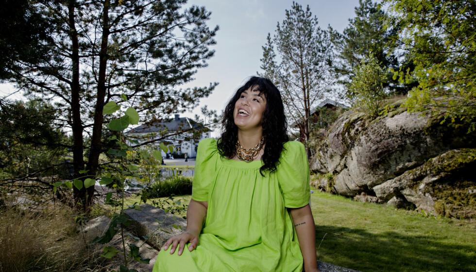 MARIA MENA: Hun var bare 15 år da hun slo gjennom som artist, og har de siste 20 åra opplevd stor suksess med musikken. Foto: Kristian Ridder-Nielsen / Dagbladet