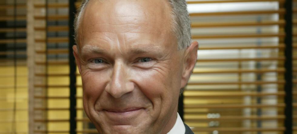 Arne Anker-Jensen er død