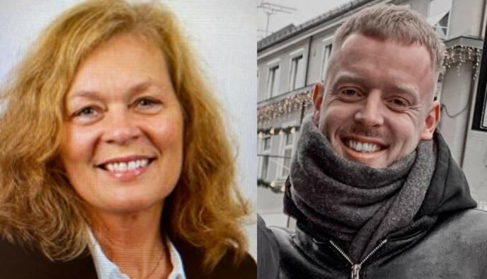 OMKOMMET: Lisbeth Neraas og Marius Brustad. Foto: Privat / med tillatelse fra familien