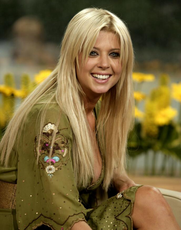 HÅPEFULL: Da den unge stjernen ankom Hollywood var hun helt ubevisst om at karrieren kom til å ta en helomvending. Foto: Ken McKay/REX, NTB