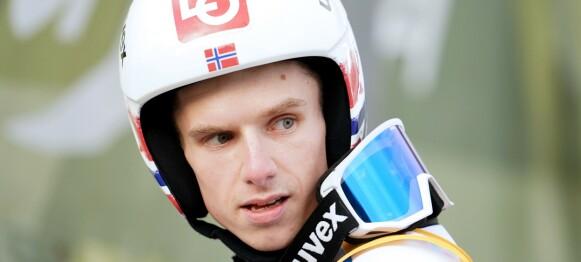 En naken norsk hopper