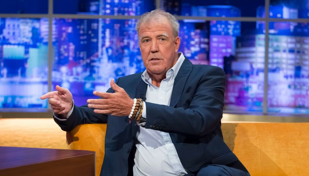 CORONASMITTET: Jeremy Clarkson fikk påvist coronaviruset. Nå forteller han hvordan han opplevde sykdommen. Foto: Brian J Ritchie/hotsauce/rex/shutterstock/NTB
