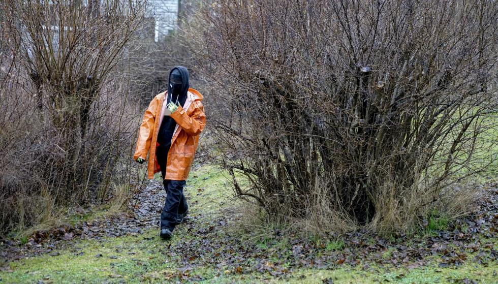 ARBEID: Abdi har han fått jobb ved Marita Stiftelsen og håper gjenglivet hører fortiden til. Foto: Øistein Norum Monsen/Dagbladet