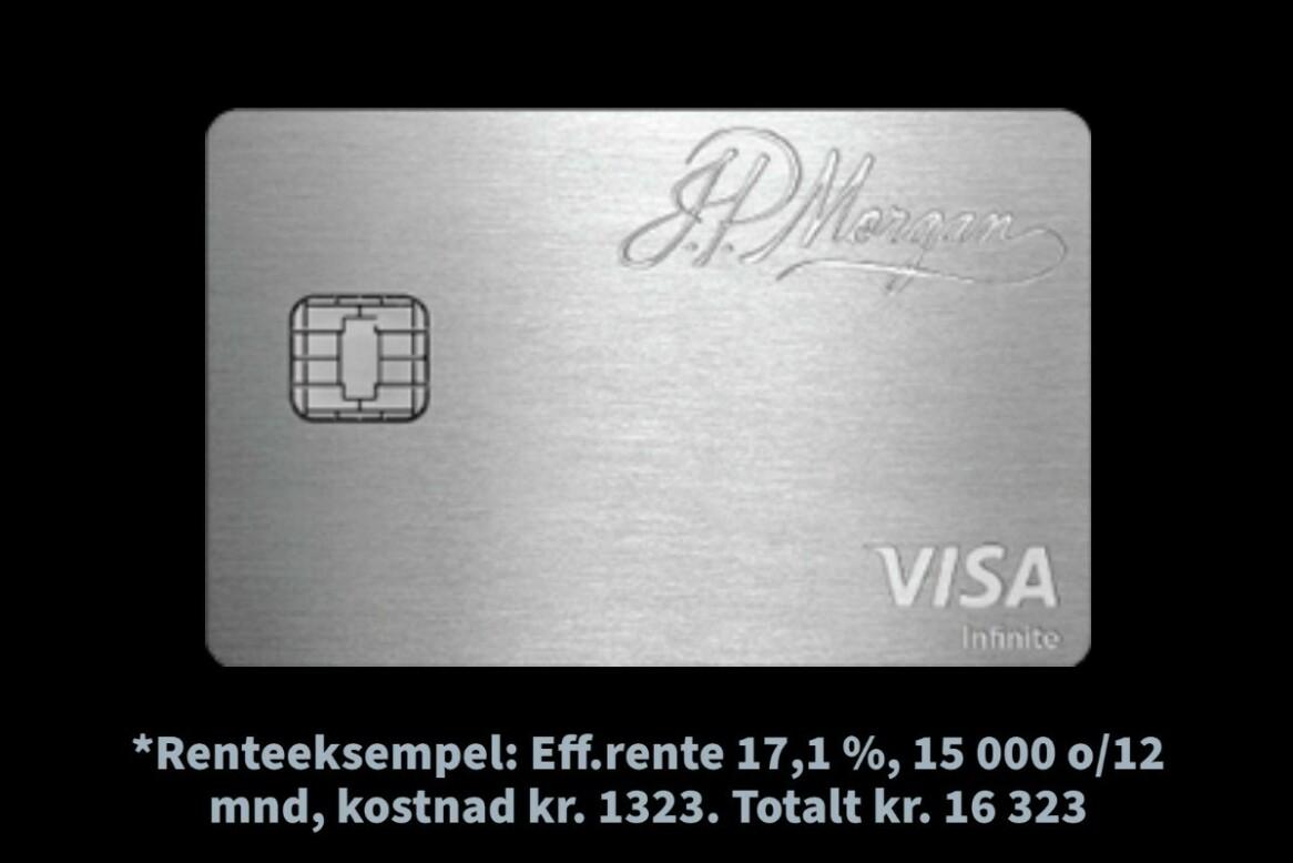 Verdens mest luksuriøse kredittkort
