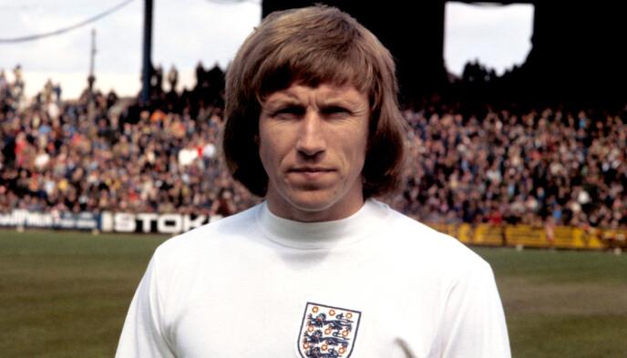 MIDTBANESPILLER: Colin Bell spilte 48 landskamper for England. Foto: NTB