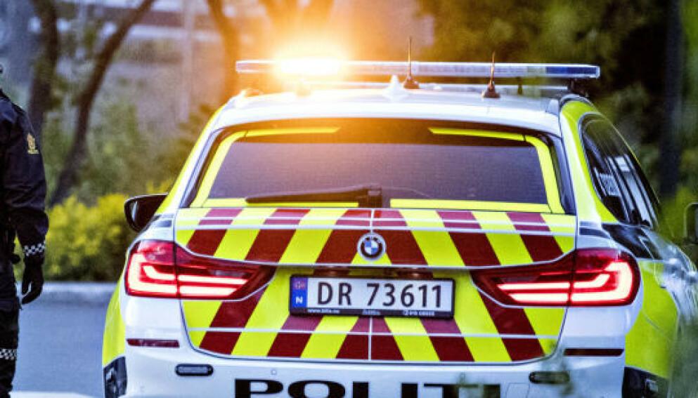 SOSIALE MEDIER: Det er lov å publisere bilder og videoer på sosiale medier av politiet i aksjon, fastslår Borgarting lagmannsrett. Foto: Bjørn Langsem / Dagbladet