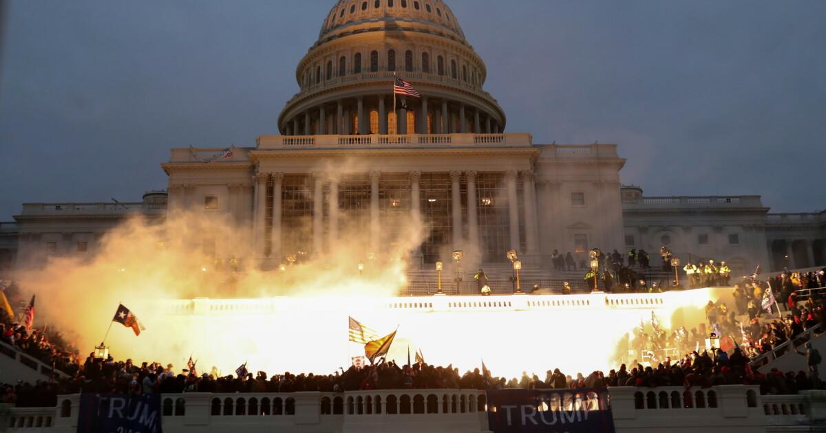 Angrepet på Kongressen: - Tidslinja: Dette skjedde