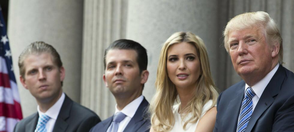 Trump-barna i harnisk etter kuppforsøket