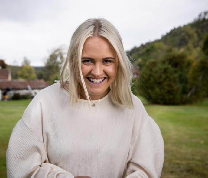 UTE: Genette er ute av konkurransen, men tar med seg bare positive opplevelser fra deltakelsen. Foto: Lars Eivind Bones / Dagbladet