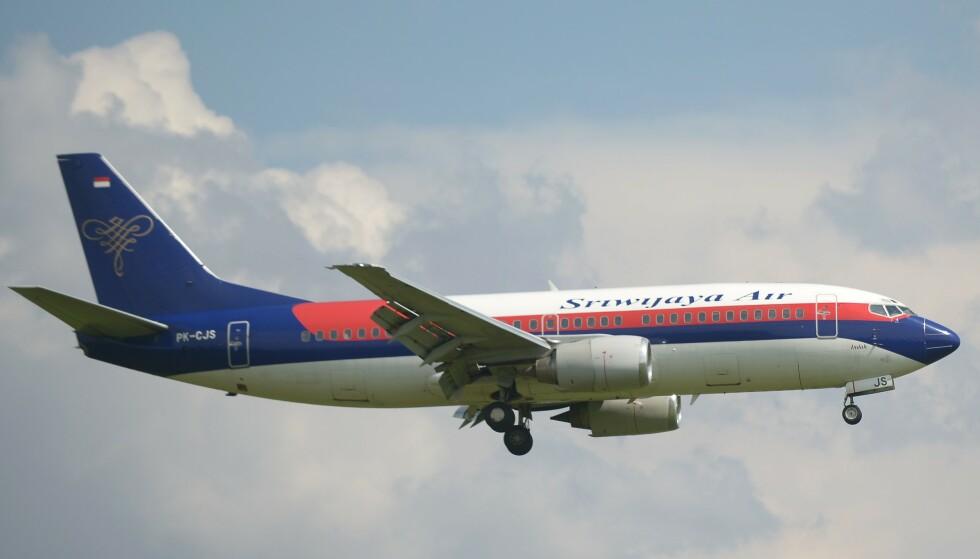 Rapport mislyktes: Et fly fra Srivijaya Air har angivelig forsvunnet fra radaren etter avgang fra Jakarta, og en leteaksjon er lansert. Foto: Adek Berry / AFP / NDP