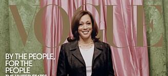 Vogue-cover skaper kontroverser