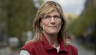 Birgitte Lange, generalsekretær i Redd Barna.