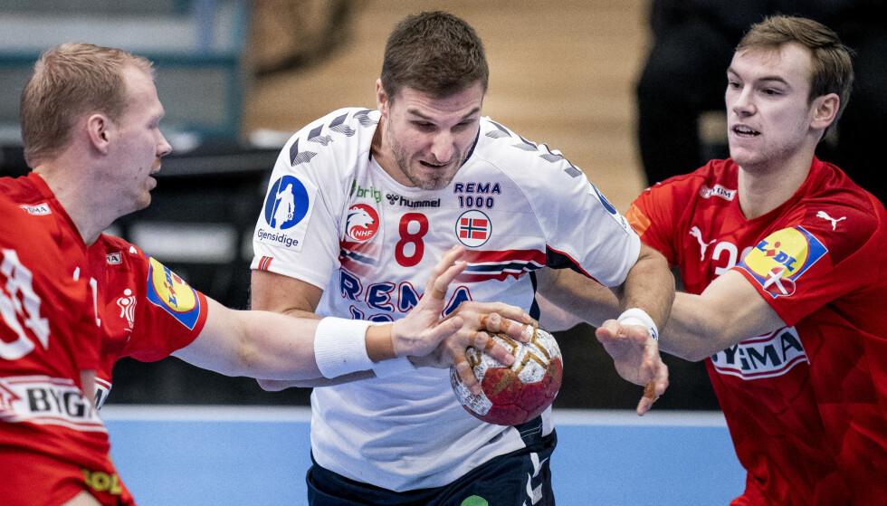 NÅR SPILLES NORGES KAMPER? Se kampoppsettet for håndball-VM 2021. Foto: Liselotte Sabroe / NTB