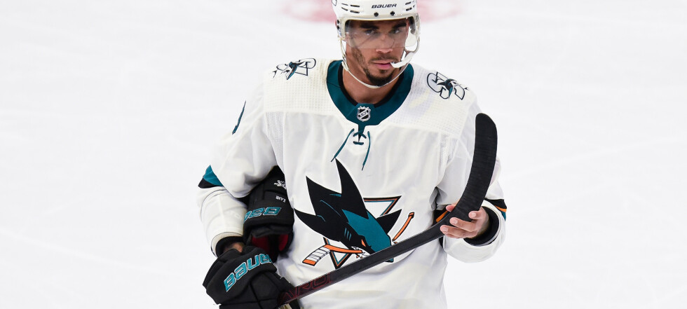NHL-stjerne personlig konkurs