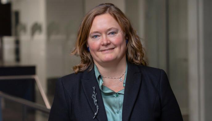 VIL HA PASS: Gruppeleder i Oslo Høyre Anne Haabeth Rygg mener byrådet må bruke vaksinepasset til åpne Oslo raskere. Foto: Høyre / NTB