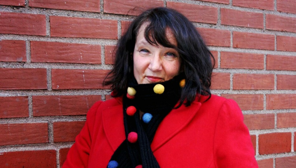 MONIKA FAGERHOLM: Finsk forfatter, skriver på finlandssvensk, ble tildelt Nordisk Råds litteraturpris 2020 for romanen «Hvem drepte bambi?»