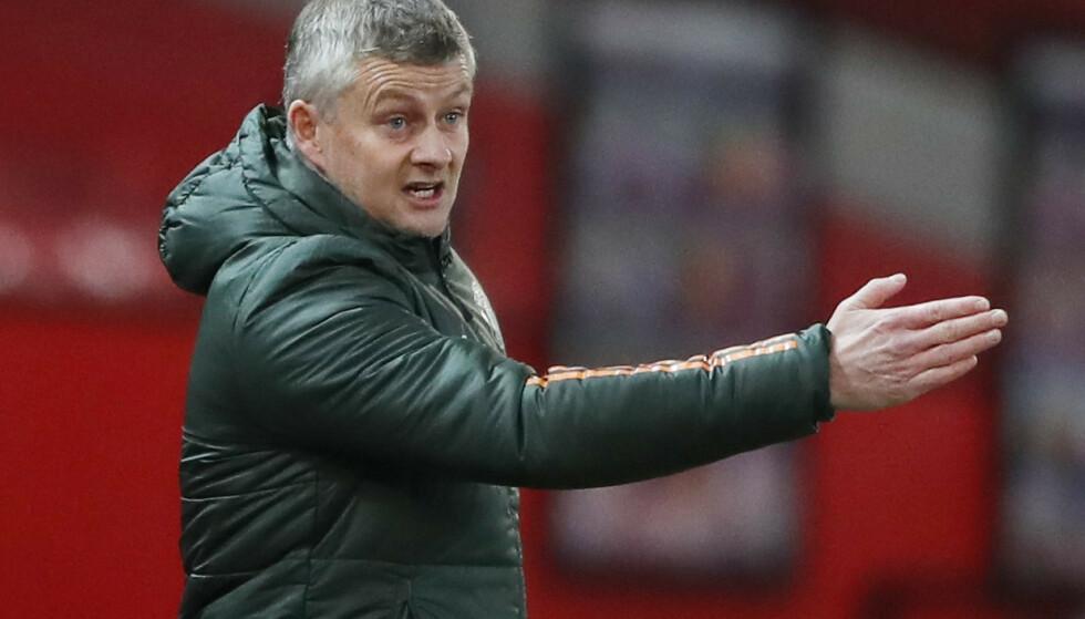 I RIKTIG RETNING: - Suksessen i dag er et stikk til alle hans kritikere, mener leder for Manchester Uniteds supporterklubb i Skandinavia. Foto: NTB