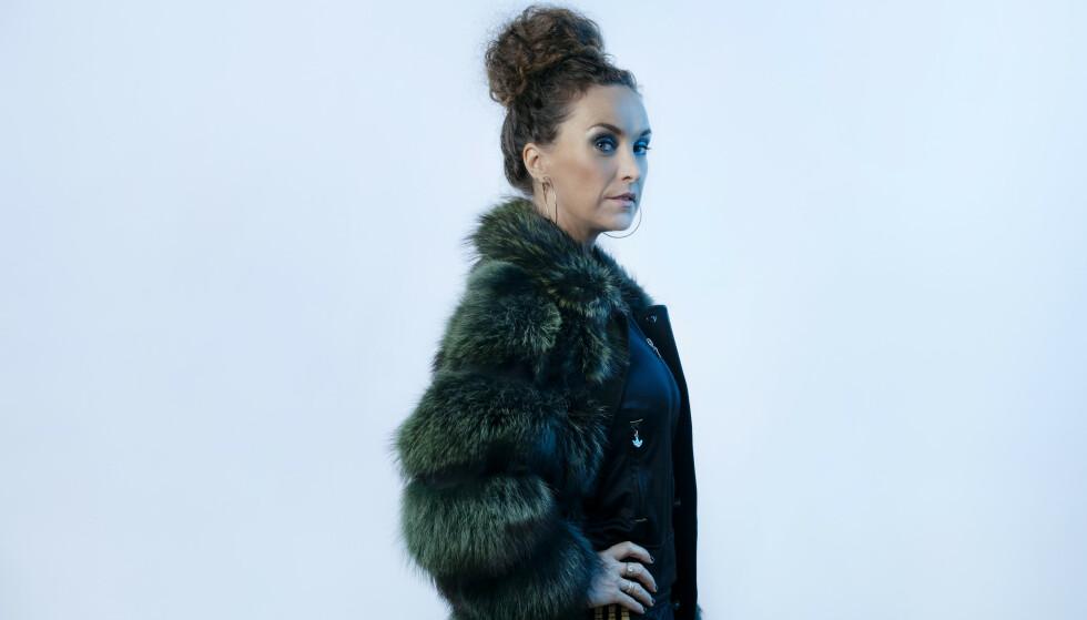 BÆRRE LECHERT: Beate Lech har mange talenter - og hun kler forskjellige musikkscener, MGP også. Foto: Julia Marie Naglestad/NRK