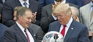 Avviser Trump-medalje