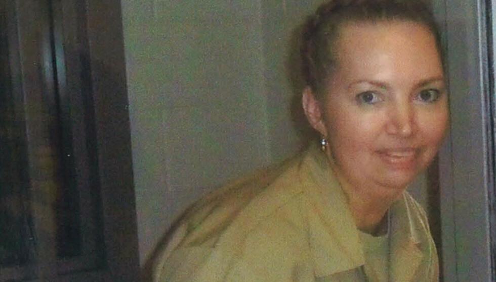 HENRETTET: Lisa Montgomery ble henrettet onsdag morgen norsk tid. Foto: AP / NTB
