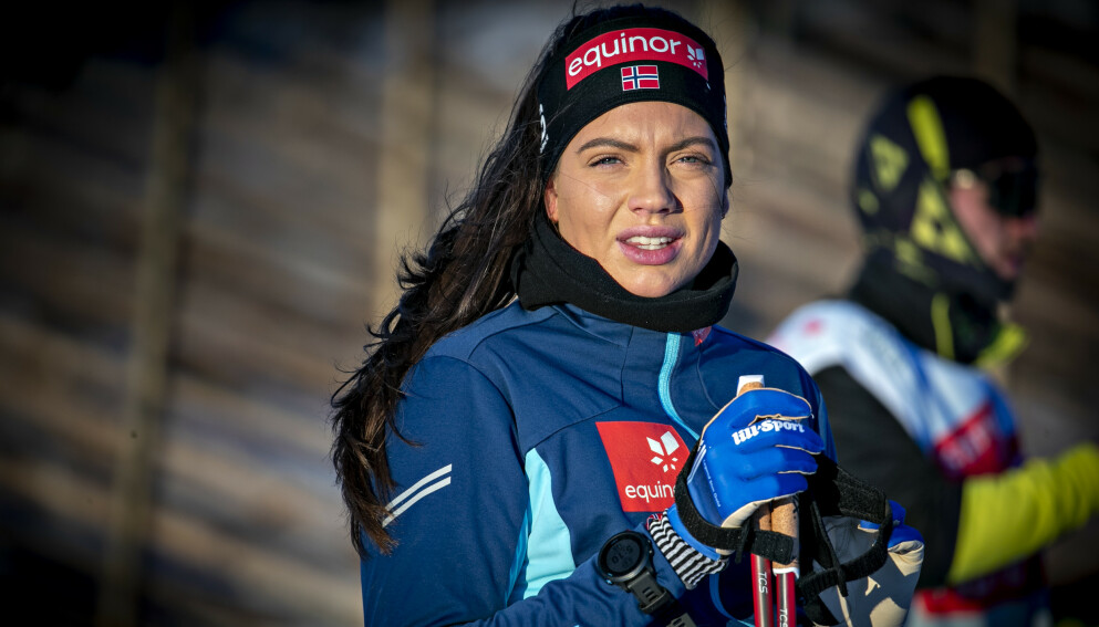 TRØBBEL: Kristine Stavås Skistad har denne vinteren møtt på de samme problemene som forrige vinter. Foto: Bjørn Langsem / Dagbladet